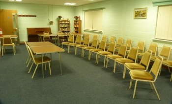 Craig-y-Don Community Centre Room 1 theatre seating.JPG