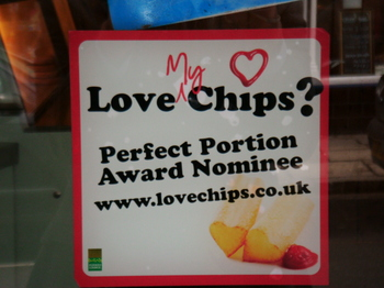 I love fish & chips 8
